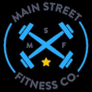 Main street fitness logo